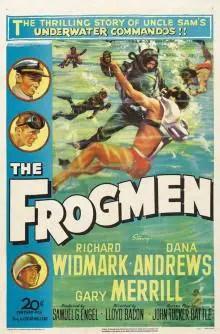 Poster do filme Homens Rãs