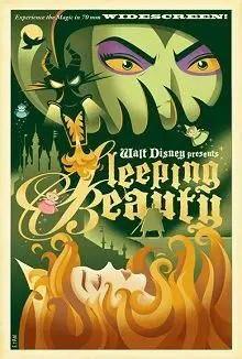 Poster do filme A Bela Adormecida