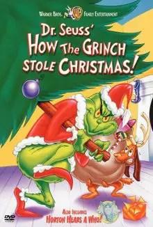 Poster do filme Como o Grinch roubou o Natal