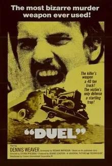 Encurralado (Steven Spielberg, 1971) Nota: 8.0 por Anderson de Souza