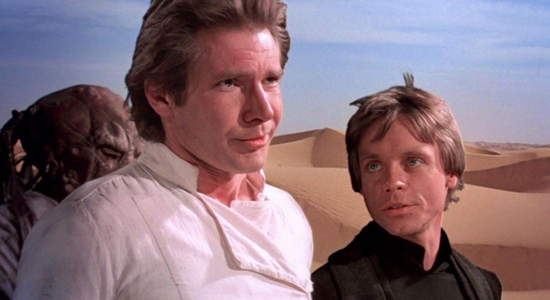 Mark Hamill habla sobre el supuesto beso con Harrison Ford en Star ...