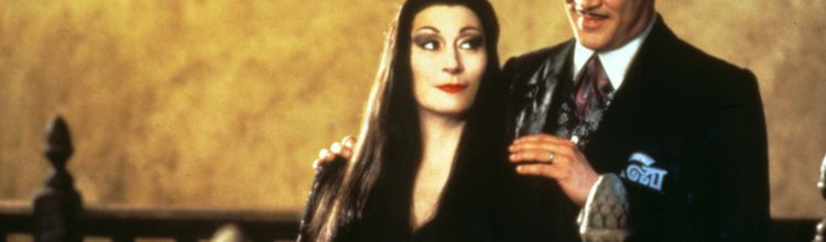 From the Stereo to Your Screen: MC HAMMER AND THE ADDAMS FAMILY