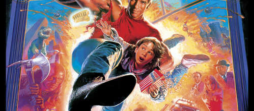 From the Stereo to Your Screen: AC/DC and Last Action Hero