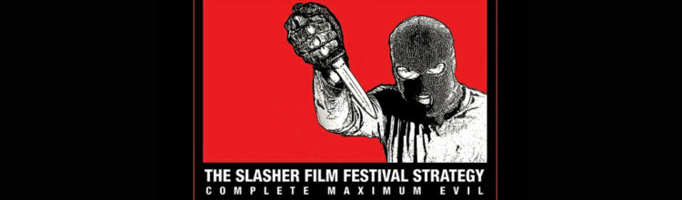 Cinematic Synths: Slasher Film Festival Strategy's Christopher Ashley