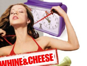 WHINE & CHEESE 14: YOUR FAVORITE WEAPON / EUROTRIP (with WRC)