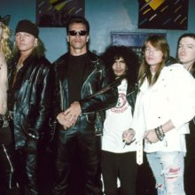 FROM THE STEREO TO YOUR SCREEN: Guns N' Roses and TERMINATOR 2