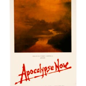 Original locandina filmposter Apocalypse Now