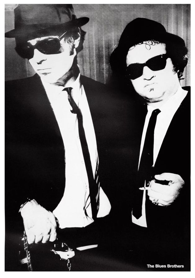 Poster Blues Brothers