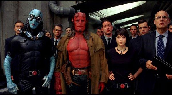 Final de Hellboy