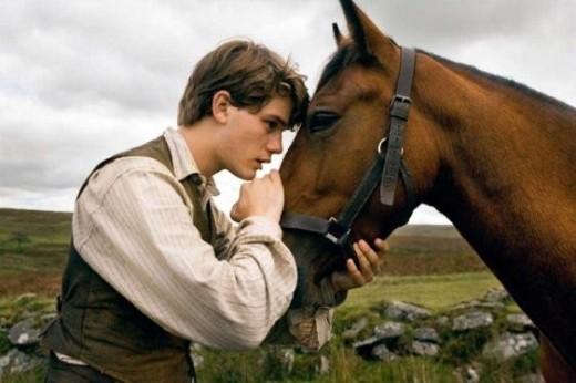 Crítica de War Horse.