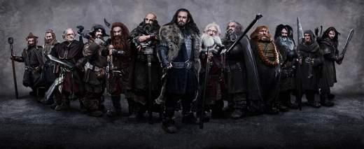 El Hobbit, trailer en español.