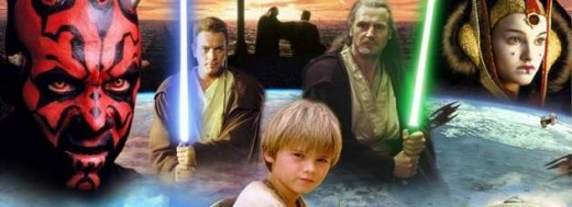 Crítica de Star Wars episodio 1 en 3D.