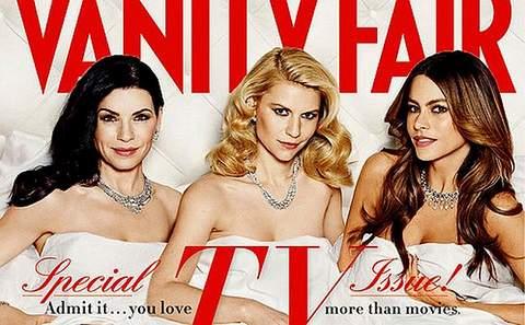 Vanity Fair Sofia Vergara.