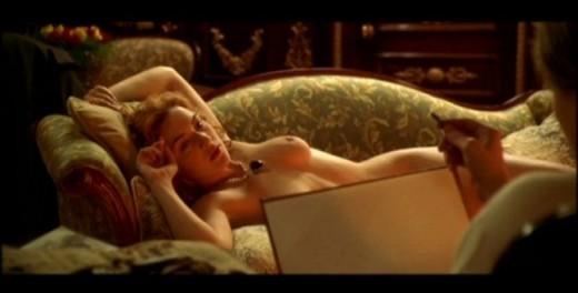 Kate Winslet desnuda.
