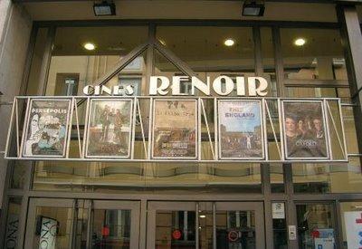 Cines Renoir.