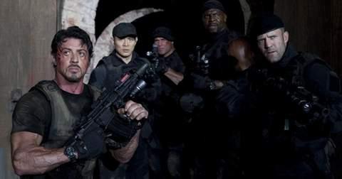 Los Mercenarios 3.