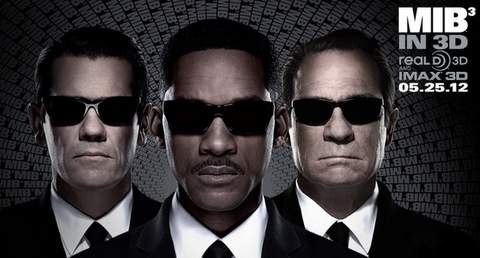 Men in Black 3.