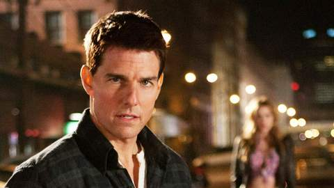 Jack Reacher con tom cruise.
