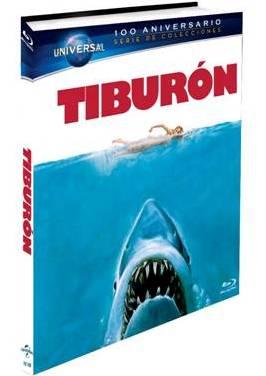 Tiburón ya en Blu-ray.
