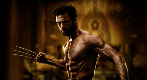 The Wolverine.