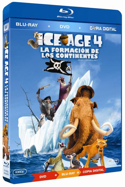 Ice Age 4.