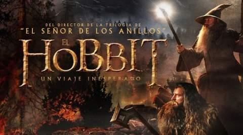 Imagen de el Hobbit.