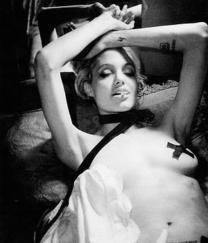Fotos prohibidas Angelina Jolie.