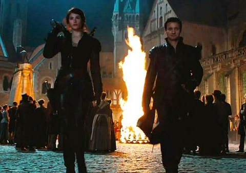 Hansel & Gretel: Cazadores de Brujas, imagen