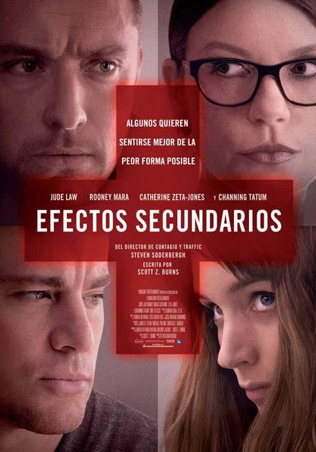 """""""Efectos Secundarios"""", cartel"""