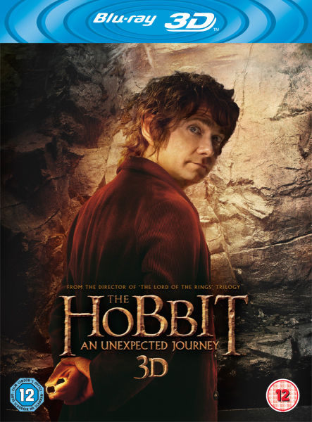 El Hobbit, Blu-ray 3D