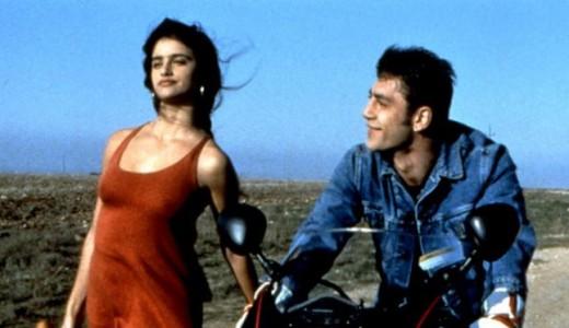 """Javier Bardem y Penélope Cruz en """"Jamón, jamón"""""""