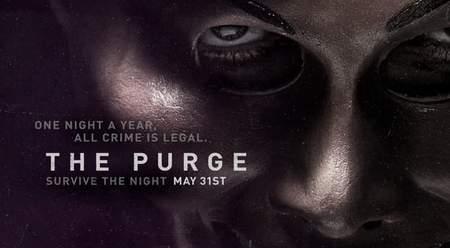 """Imagen de """"The Purge"""""""