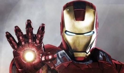 """""""Iron Man 3"""", taquilla de cine."""