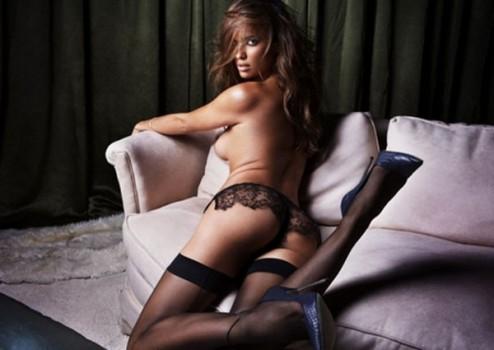 Irina Shayk muy sexy.