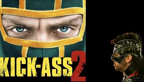 "Trailer de ""Kick-Ass 2: Con un par""."