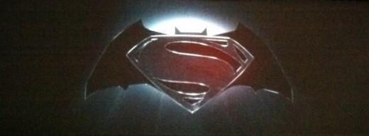 Logo Superman y Batman.