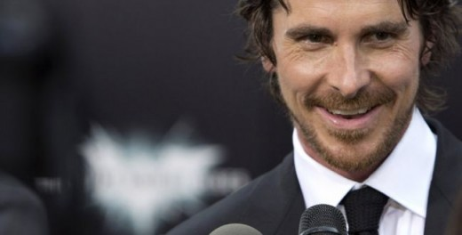 Christian Bale, Batman.