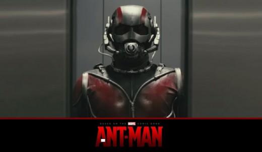 """Ant-Man"" adelanta fecha de estreno."
