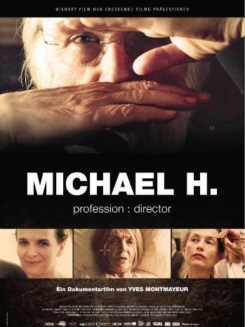 """Póster de """"Michael H.""""."""