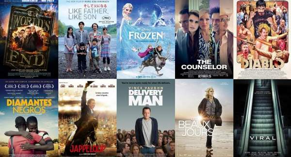 Estrenos de cine 29 de noviembre