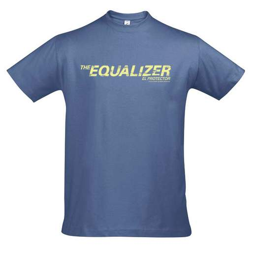 camiseta The Equalizer