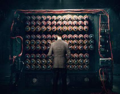 Póster de The Imitation Game