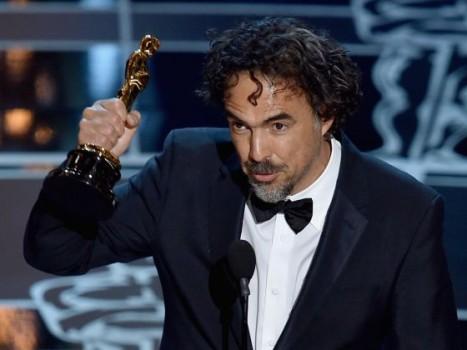 Alejandro G. Iñarritu mejor director y mejor película para Birdman.