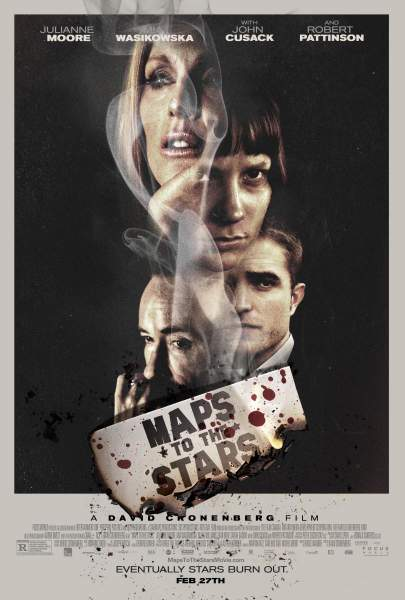 Póster de Maps to the Stars