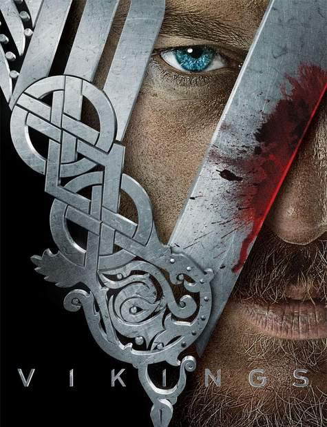 Póster de Vikingos (Vikings)