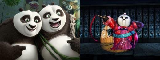 Imágenes de Kung fu panda 3