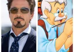 Ron Howard dirigirá la adaptación de Pinocho de Robert Downey Jr.