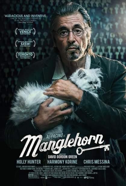 Póster de Señor Manglehorn