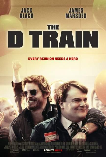 Póster de The D Train