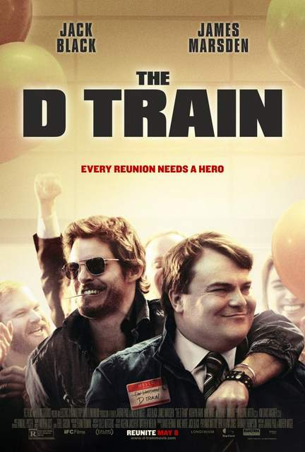Póster de The D Train